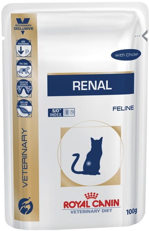 Royal Canin Intense BeautyКорм влажный для кошек (в желе)