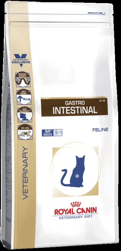 Royal Canin Gastro intestinal GI32 Корм сухой для кошек