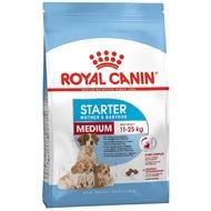 Royal Canin  MEDIUM STARTER 1кг.  Корм сухой для щенков
