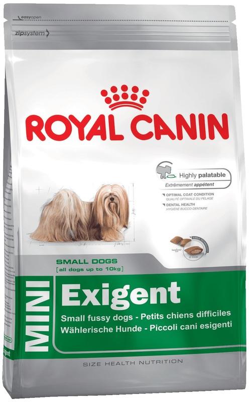 Royal Canin  Mini EXIGENT 800гр. Корм сухой для собак