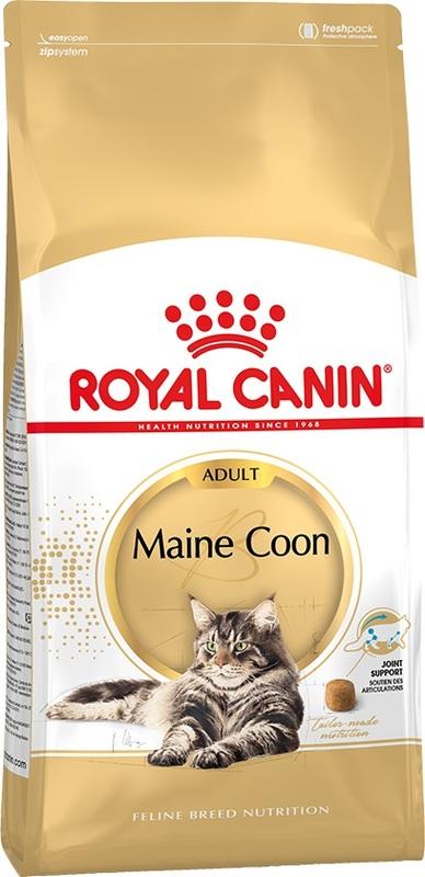 Royal Canin Корм сухой для кошек породы мейн-кун
