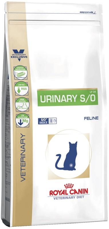 Royal Canin URINARY Корм сухой для кошек
