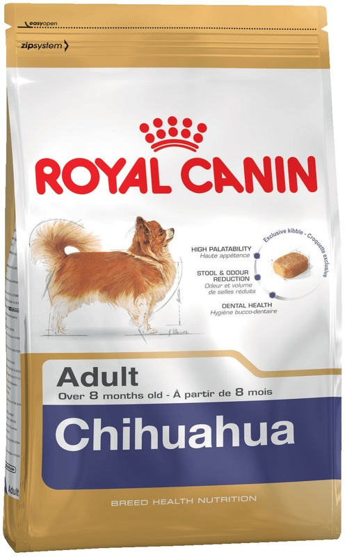 Royal Canin 1,5. Корм сухой для собак породы чихуахуа  от 8 мес.