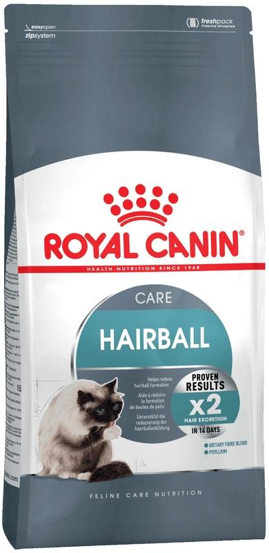 Royal Canin HAIRBALL CARE Корм сухой для кошек