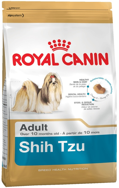 Royal Canin 500гр. Корм сухой для собак породы ши тцу