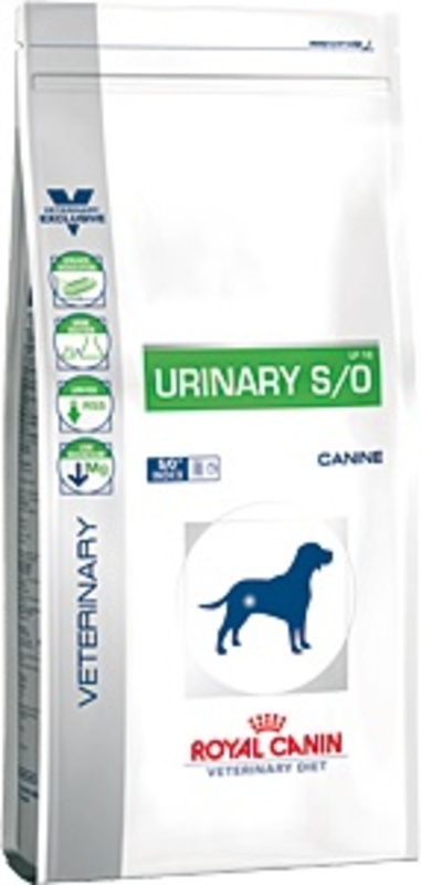 Royal Canin Urinary S/O LP18 2кг. Корм влажный  для собак