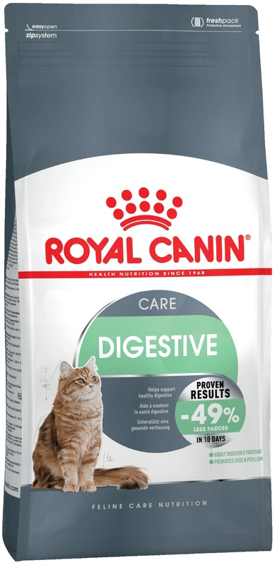 Royal Canin Digestive Comfort 2кг. Корм сухой для кошек