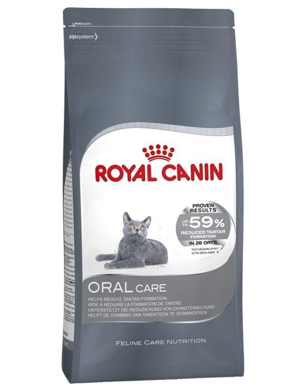Royal Canin Oral Care 400гр. Корм сухой для кошек