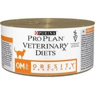 Pro Plan 195гр. ОМ Ж/Б для кошек при ожирении
