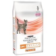 Pro Plan 1,5кг. ОМ сухой для кошек при ожирении