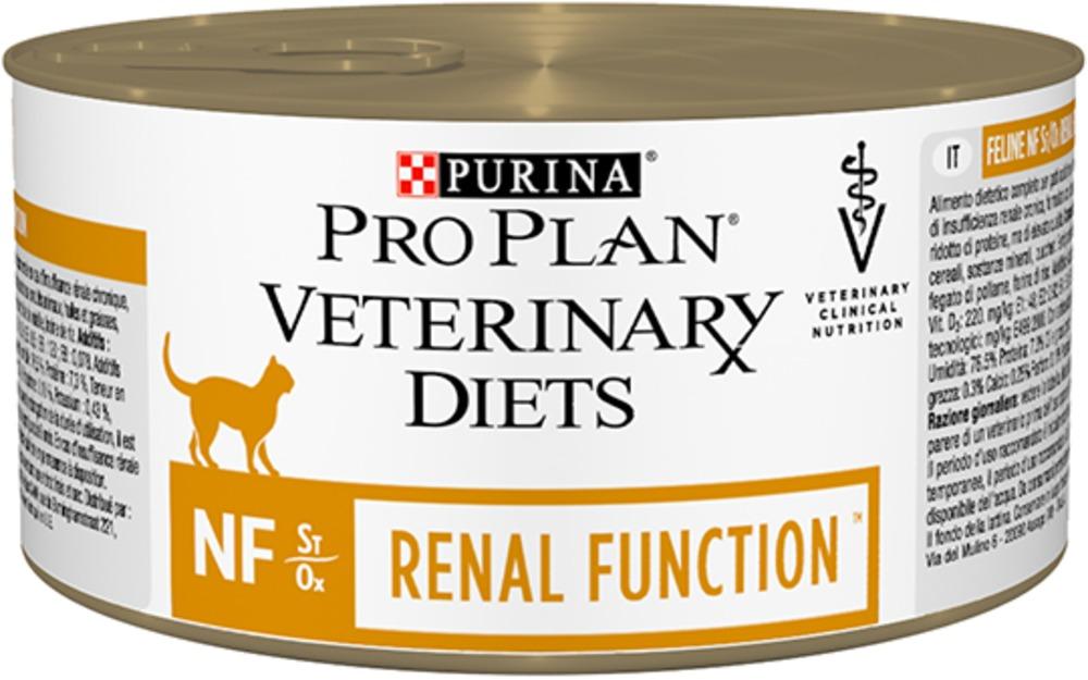 Pro Plan 195гр. NF Ж/Б для кошек при хронической болезни почек