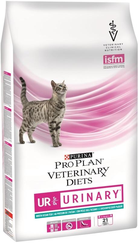 Pro Plan 1,5кг. UR сухой для кошек при МКБ