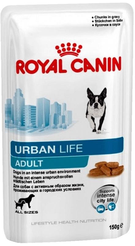 Royal Canin паучи для собак всех видов (паштет)